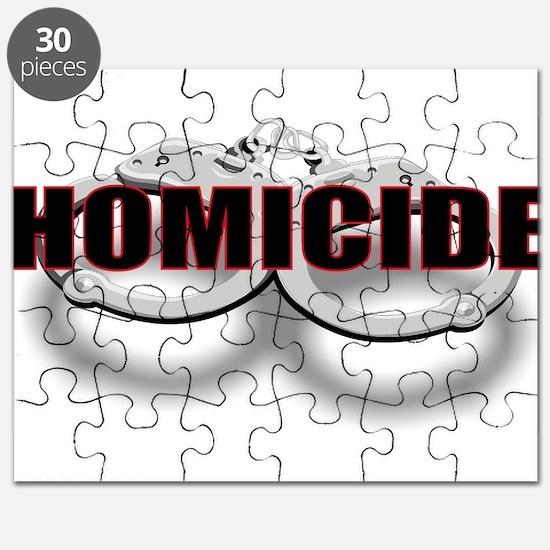 HOMICIDE.jpg Puzzle