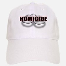 HOMICIDE.jpg Baseball Baseball Cap