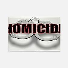 HOMICIDE.jpg Rectangle Magnet