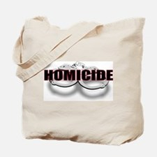 HOMICIDE.jpg Tote Bag