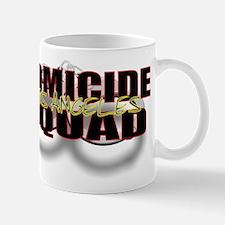 HOMICIDELA.jpg Mug