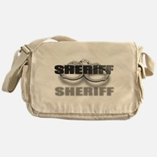 CUFFSSHERIFF.jpg Messenger Bag