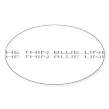THINBLUELINE.jpg Decal