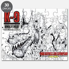 K9 UNLEASHED Puzzle