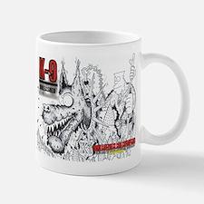 K9 UNLEASHED Mug