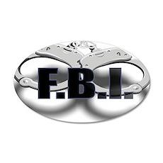 FBI1.jpg Wall Decal
