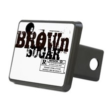 Brown Sugar T-shirt Hitch Cover