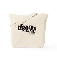 Brown Sugar T-shirt Tote Bag