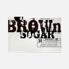 Brown Sugar T-shirt Rectangle Magnet