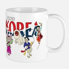 Dance Korea Mug