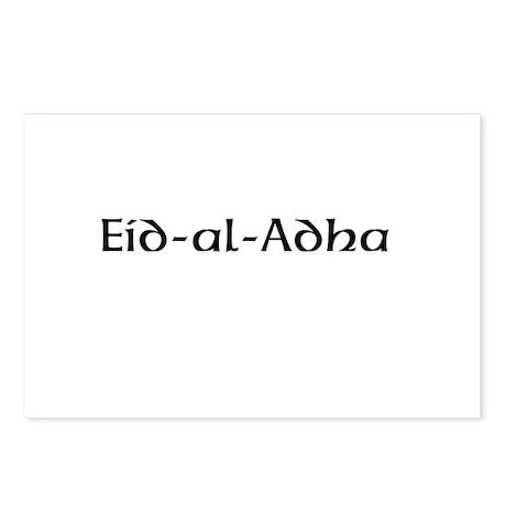 Eid-al-Adha Postcards (Package of 8)