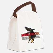 ANIMCON.jpg Canvas Lunch Bag