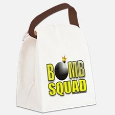 BOMBSQUADYELLOWBOMB.jpg Canvas Lunch Bag