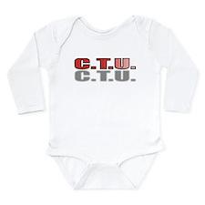 CTU2.jpg Long Sleeve Infant Bodysuit