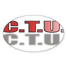 CTU2.jpg Decal