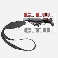 CTU.jpg Luggage Tag