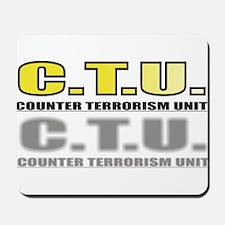 CTU Mousepad