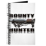 Bounty hunter Journals & Spiral Notebooks