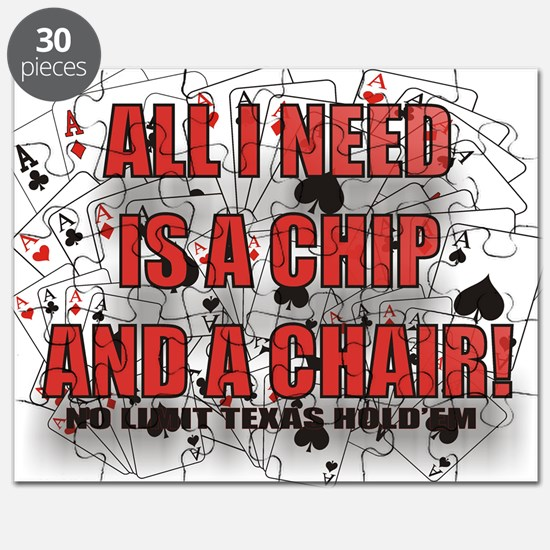 CHIP AND A CHAIR Puzzle