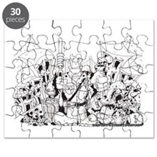 COOL Puzzle