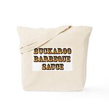 Buckaroo BBQ Sauce - Tote Bag