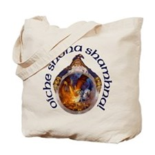 Gaelic Crystal Ball Tote Bag