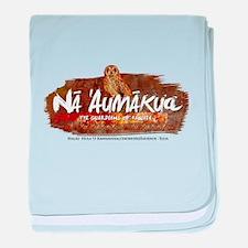 Na 'Aumakua baby blanket