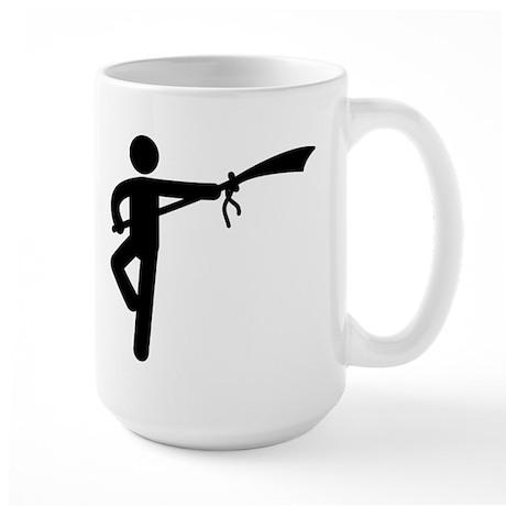 Wushu Large Mug