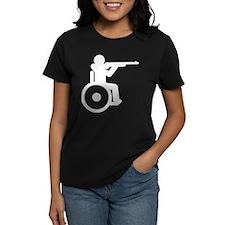 Wheelchair Shooting Tee
