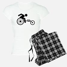 Wheelchair Racing Pajamas