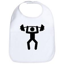 Weightlifting Bib