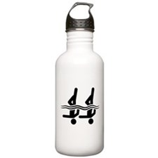 Synchronized Swimming Water Bottle