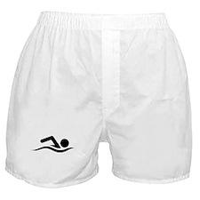 Swimming Boxer Shorts