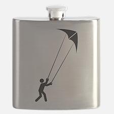 Stunt Kiting Flask