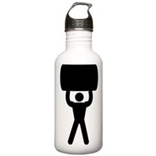 Strong Man Water Bottle