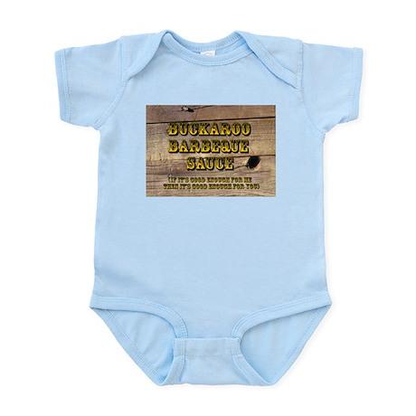 Buckaroo on Wood - Infant Creeper