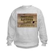 Buckaroo on Wood - Sweatshirt