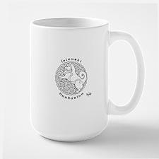 Icelandic Sheepdog Large Mug