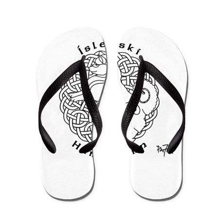 Flip Flops for the BBQ after the trial