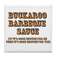 Buckaroo - Tile Coaster