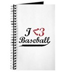 Geeky Baseball Fan Journal