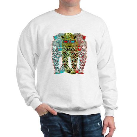 Leopards 3D Sweatshirt
