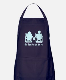 The Best Apron (dark)