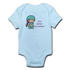 You Better Rectumize Infant Bodysuit