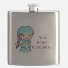 You Better Rectumize Flask