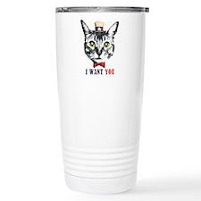 Uncle Cat Travel Mug