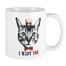 Uncle Cat Mug