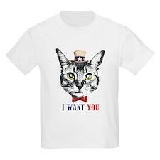 Uncle Cat T-Shirt
