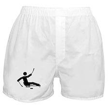 Sled Hockey Boxer Shorts