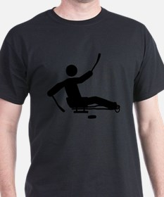 Sled Hockey T-Shirt
